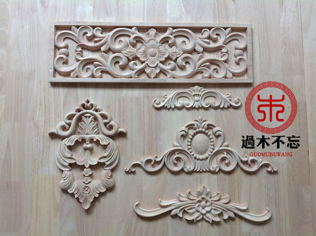 Donu0027t Forget The Central Dongyang Wood Carving Wooden Decorative Decal  Background Wall Furniture Door