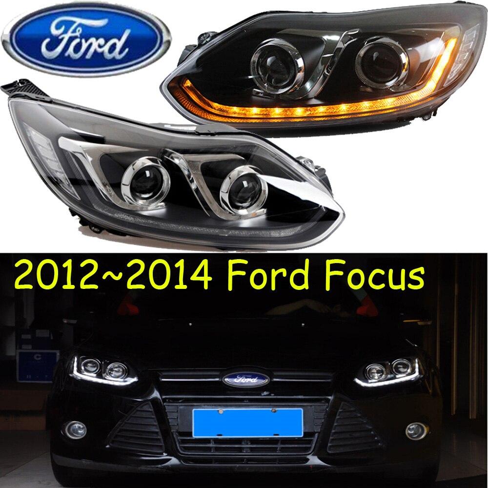 Car styling car headlight 2012 2014 free ship chrome
