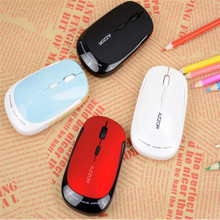 Realibale gaming mouse 2.4GHz Wireless Rechargeable 2000DPI 4 Buttons Optical Usb Gaming Mouse Mice For PC Laptop