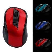2 4GHz Wireless Gaming Mouse USB Receiver Pro Gamer For PC Laptop Desktop AU07 Dropship
