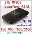 Разблокировка zte mf93E Vodafone R212 lte 4 г маршрутизатор 100 Мбит 4 г мифи маршрутизатор 4 г wi-fi dongle lte fdd 800 пакет маршрутизатор пк mf90 mf93 mf910