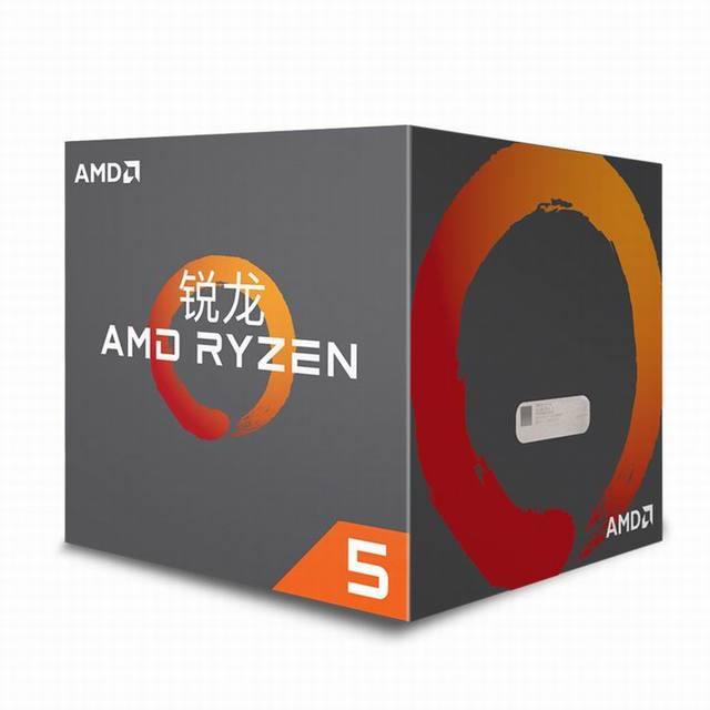 AMD Ryzen 5 2600 R5 2600 3.4 Ghz 6 Lõi Mười Hai Nhân 65W Bộ Vi Xử Lý CPU YD2600BBM6IAF Ổ Cắm AM4