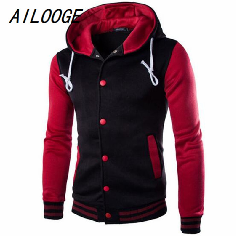 Popular Baseball Jacket Hood-Buy Cheap Baseball Jacket Hood lots ...