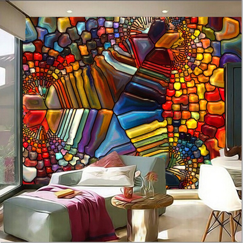 The custom murals,The latest 3D wallpaper, Abstraction Texture ,living room sofa TV wall bedroom bar wallpaper papel de parede the custom 3d murals the new york times center building street black and white living room sofa tv wall bedroom wall paper
