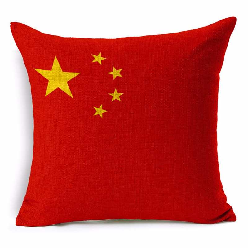 China Pillowcase Cushion Cover