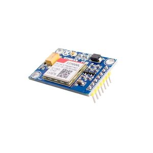 Image 3 - 10pcs/lot SIM800L V2.0 5V Wireless GSM GPRS MODULE Quad Band W/ Antenna Cable Cap