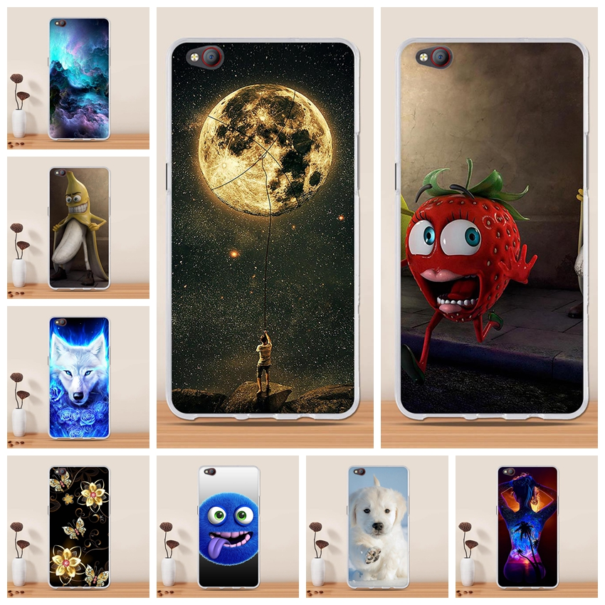 Soft Case For ZTE Nubia M2 Lite Case Cover For Zte Nubia M2 Lite Nx573j Case Silicone TPU Funda For Zte Nubia N2 Lite Phone Case