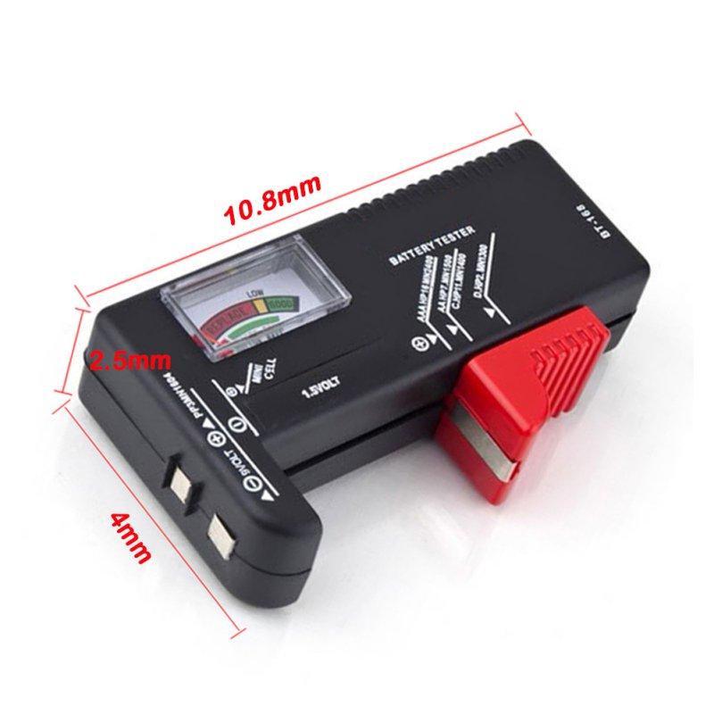 Baterias Digitais de código de indicar Utilização : Bateria Tester