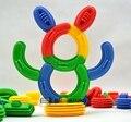 Детский сад рабочего вставляются блоки фантастический мягкий пластик раннего детства обучающие игрушки