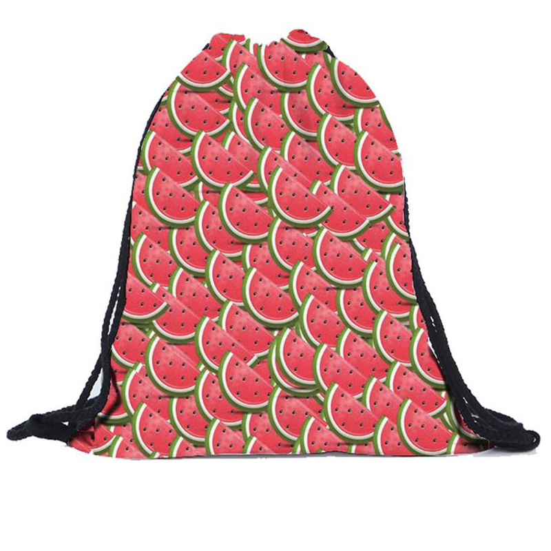 Online Get Cheap Drawstring Bag Watermelon -Aliexpress.com ...