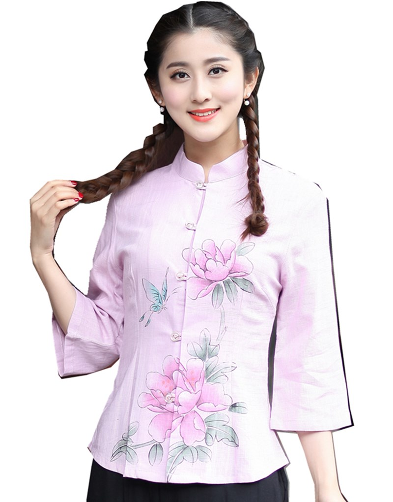 Chinese Color Shirt