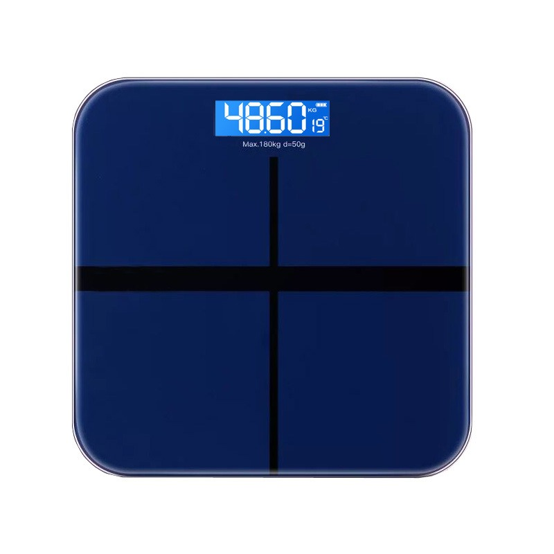 Hot home electronic weighing scales USB charging Accurate Medical/Personal Scales Libra electronic digital scales