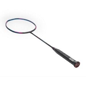Image 4 - Li Ning Turbo Charging N9 II Badminton Rackets Single Racket Professional Equipment Carbon Fiber LiNing Rackets AYPL178