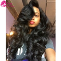 Peruvian Body Wave With Closure 3 Bundles Peruvian Virgin Hair With Closure Body Wave Human Hair Bundles With Closure Deals