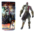 1pcs NECA God of War Kratos in Golden Fleece Armor with Medusa Head PVC Action Figure Collection Model Toy