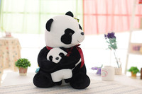40cm mini panda cute stuffed animals for babies girls girlfriend soft toy dolls with big eyes 16 inch plush toys for mother gift