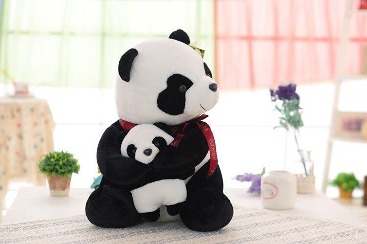 Aliexpress.com : Buy 40cm mini panda cute stuffed animals ...