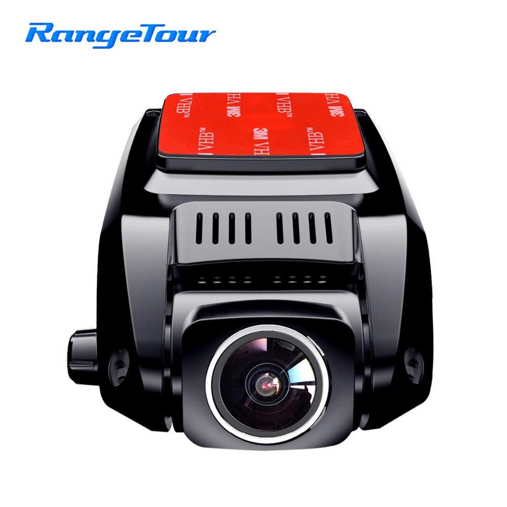 Range Tour Novatek 96650 Car DVR Camera F7 Full HD 1080P 170 Degree Dash Cam Video