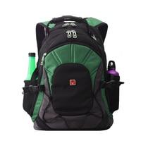 2015 Brand Music Backpack 14 15 Inch Laptop Backpack Men Women Business Bag Travel Causal Bag