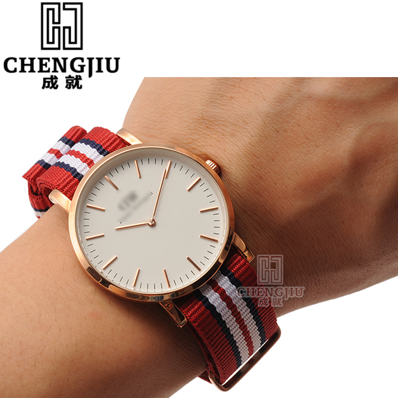 Nylon Watch Strap For Daniel Wellington Women Watches Strap Canvas Watchbands Colorful Watch Band For Men For DW Watch Montre daniel robbins string theory for dummies