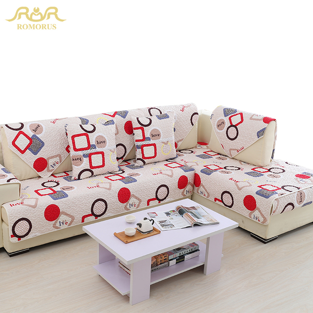 1 Piece Top Quality Sofa Cover High Slip Resistance Modern Slipcovers Non