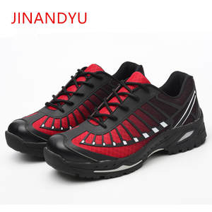 Shoe Steel Platform Ankle-Sneakers Security-Boots Work-Safety-Shoes Insurance Construction-Site