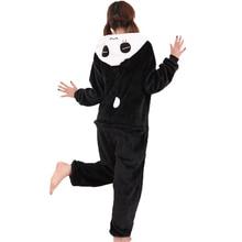 Women Pajama Flannel panda Unicorn Cartoon Cosplay Adult Onesie For Adults Animal Pajamas Adult Unicorn Pajamas Winter Onesie