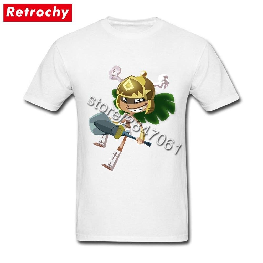 Custom Designer T Shirt Rayman Legends Tee Guys Short Sleeves O Neck