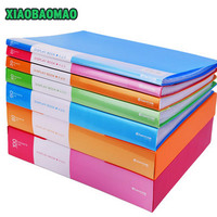 A4 Document Storage Filing Products Insert Test Paper Booklet Folder Multi Layer 10 30 40 60