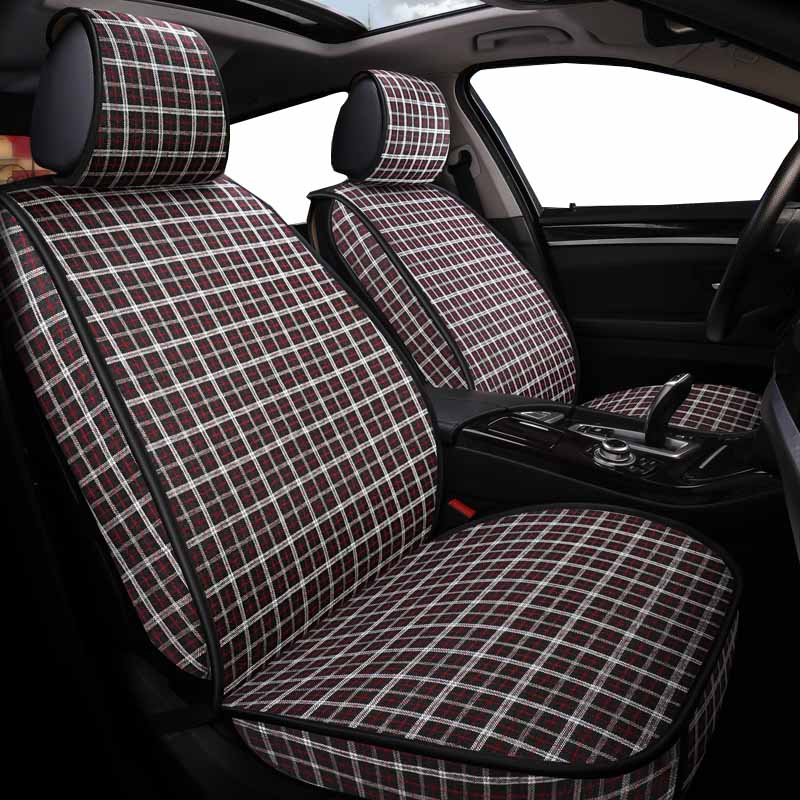 Ynooh car seat covers for mitsubishi lancer 10 9 outlander 3 xl pajero 4 sport asx colt covers for vehicle seat accessories