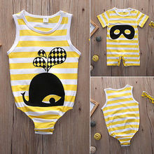 Hotsale Infant Clothes Baby Rompers Newborn Jumpsuit Babies Boy Girls Rompers Free Shipping