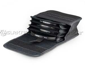 Image 5 - フィルターウォレットケースバッグボックスfo cpl、uv、nd、スターフィルタ、cokin pシリーズ140ミリメートル4スロット