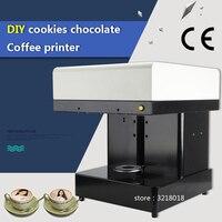 2017 Factory direct hot sprzedaż Cappuccino 3d/Ciasto Selfie Latte Art Drukarka Kawy Twarzy Maszyna/Czekolady Drukarki z żywności tuszu