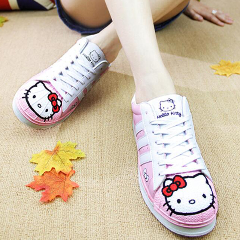 Hello Kitty Adult Shoes - Spy Cam Porno-8152