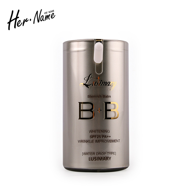 New arrival bb cream makeup concealer cosmetic base correction foundation creme naked whitening repair skin health & beauty