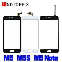 Écran tactile de remplacement pour Meizu M5 M5s M5c, qualité supérieure
