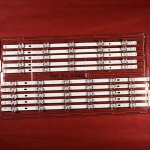 Image 4 - LED תאורה אחורית רצועת עבור 55LB650V 55LB561V 55LF6000 55LB6100 55LB582U 55LB650V 55LB629V 55LB570V 55LB5900 55LB5500 55LH575A