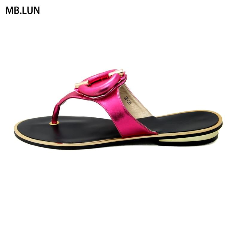 975a8e3f49a9e5 Flip Flops Women Sandals Flat Slippers Wedges Ladies Sandals Women Summer  Shoes Woman Designer 2016 Black Gold Sandals Big Size-in Women s Sandals  from ...