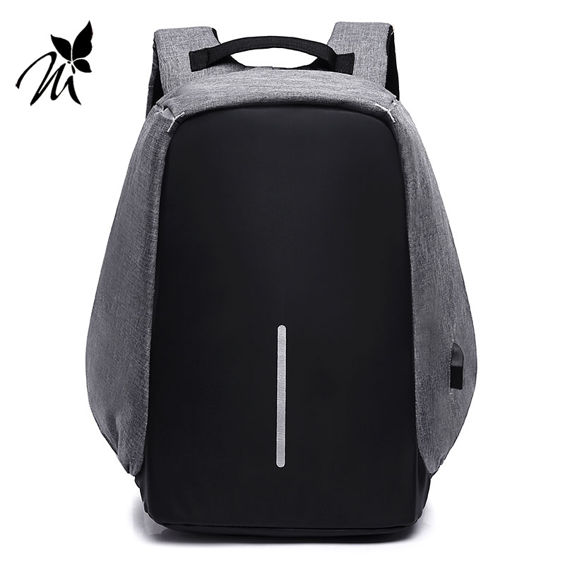 Anti-theft backpack backpack anti-theft laptop bag multi-function bags students travel bag leisure men 3502080 canemu anti theft simulator