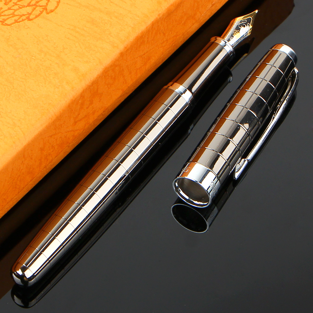 9315 Fountain pen gift box to choose Iraurita student supplies standard pen office stationery Top-rated Free Shipping 9901 fine financia pen student pen art fountain pen 0 38 0 5 0 8mm optional gift box set