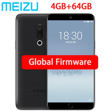 "Global Rom Meizu 15 4GB RAM 64GB ROM smart Phone Dual Camera 20MP Snapdragon 660 Octa Core 5.46"" 1920x1080P Screen(China)"