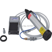 400ml Pneumatic Caulking Gun Pneumatic Caulk Gun Pneumatic Applicator For 400ml Soft Pack Sealant Sausage Use