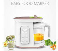 Cooking Machines Auxiliary food Bottle Disinfection Thaw Baby Food Mixer Juice Shredded meat 304 Stainless steel Chassis