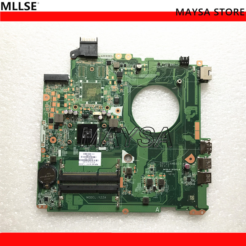 762526-501 762526-001 Main Board Fit For HP Pavilion 15-P Series Laptop Motherboard DDR3 AM8 CPU Full tested 657146 001 main board for hp pavilion g6 laptop motherboard ddr3 with e450 cpu