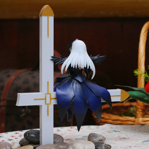 Image 3 - Rozen Maiden Mercury Lampe Sit on Big Crosee Action Figure 1/8 Scale Toy Model Free Shipping