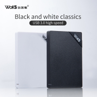 Waks mobile hard disk USB3.0 500GB 1tb 2tb portable storage U disk external hard disk drive externo HDD usb original storage dev