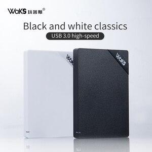 waks external hard disk drive