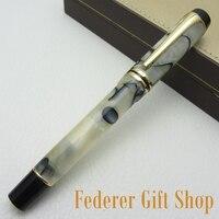 Kangaroo K16 ink pen celluloid 0,7 MM top LOGO Einzigartiges design acryl füllfederhalter