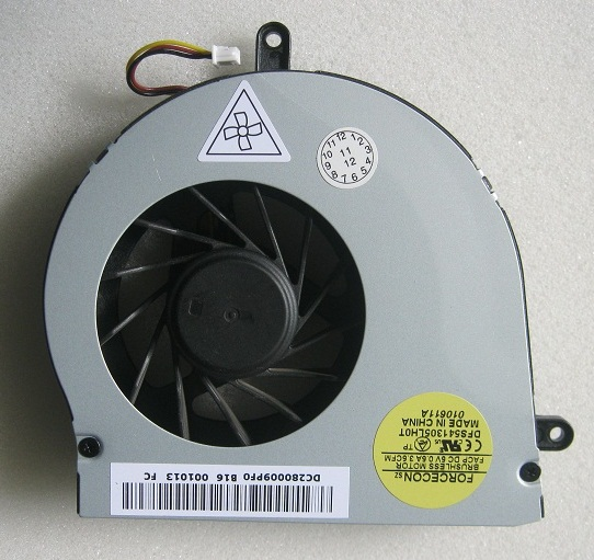 SSEA New original Laptop CPU Cooling <font><b>fan</b></font> for <font><b>Acer</b></font> Aspire 7335 7560 7560G 7735 <font><b>7750</b></font> Series 7750G DFS541305LH0T image