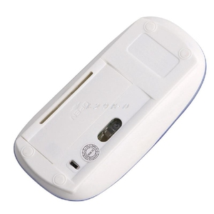 Image 2 - Nice Design 2.4GHz Wireless Ultra Thin Optical Scroll Mouse/Mice +USB Receiver For PC Laptop